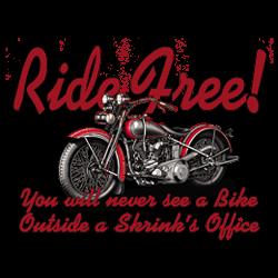 T shirt ride free