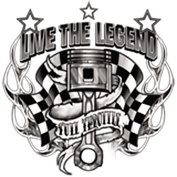 T shirt live the legend