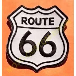 Patch, écusson route 66