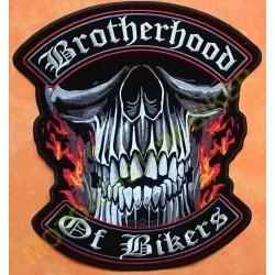 Patch, écusson brotherhood
