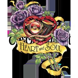 Sweat Femme heart & soul