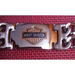 Bracelet biker Harley Davidson Bar & Shield couleurs