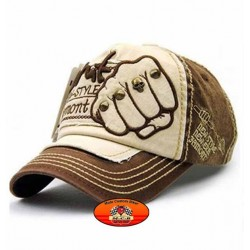 Casquette new style vintage