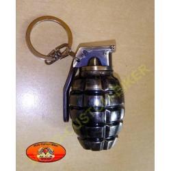 Porte cles grenade