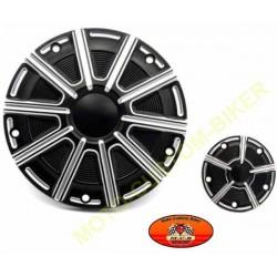 Kit couvercle embrayage et couvercle allumage wheel.