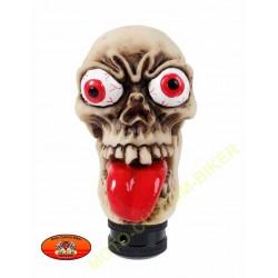 Pommeau de vitesses funny skull.