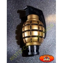 Pommeau de vitesses grenade 1