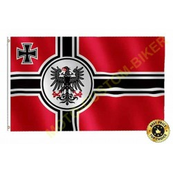 Drapeaux biker German flag