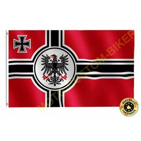Drapeaux biker German flag