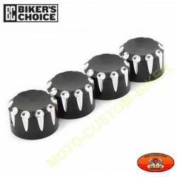 Caches boulons de culasses cylinder pour Harley-Davidson