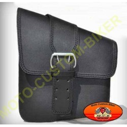 Bagage moto, sacoche Midwest pour carde rigide ou softail