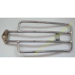 Porte paquet chrome pour sportster ou custom, occasion client