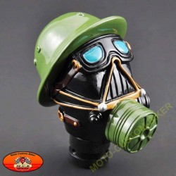 Pommeau de vitesses green mask