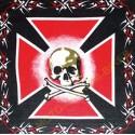 Bandana iron cross