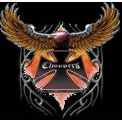 T shirt eagle choppers