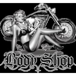 T shirt body shop