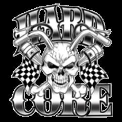T shirt hard core