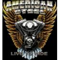 T shirt american steel