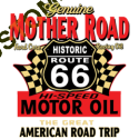 T shirt genuine mother road