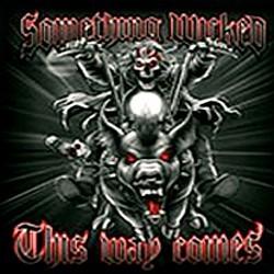 T shirt biker something wicked