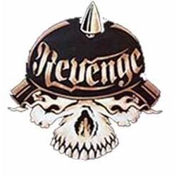T shirt biker revenge