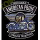 T shirt biker timeless tradition