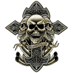 T shirt biker brotherhood