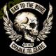 T shirt biker bad to the bone