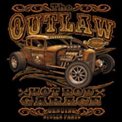T shirt biker outlaw