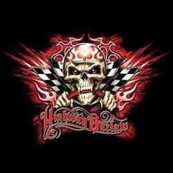T shirt biker highway outlaw