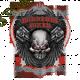 T shirt biker hardcore