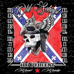 T shirt biker road ready