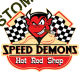 Débardeur homme speed demon