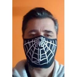 Cache nez spider