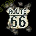 Débardeur homme old road 66