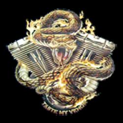 Débardeur homme motor snake