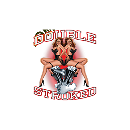 Débardeur homme double stroked