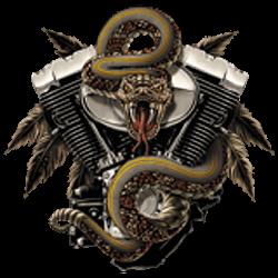 Débardeur homme rattlesnake