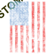 Débardeur homme american flag