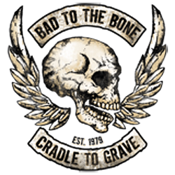 Débardeur homme bad to the bone