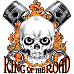 Sweat biker king of the road