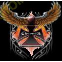 Sweat biker eagle choppers