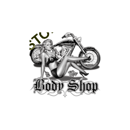 Sweat biker body shop