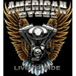 Sweat biker american steel