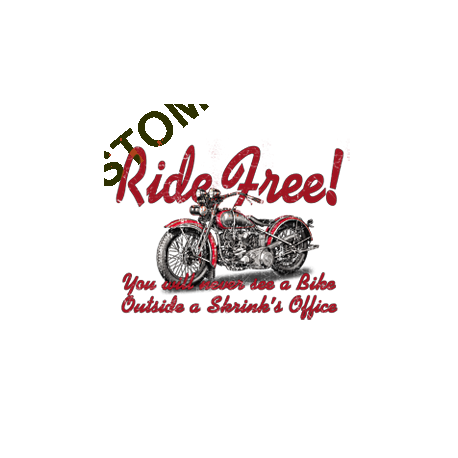 Sweat biker ride free