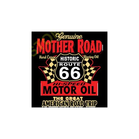 Sweat biker genuine mother road