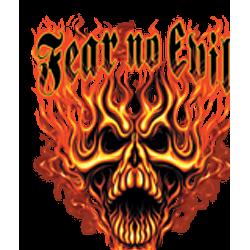 Sweat biker fear no evil