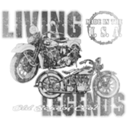 Sweat biker live the legend