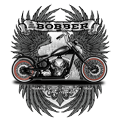Sweat biker bobber