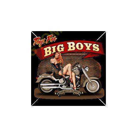 Sweat biker big boys